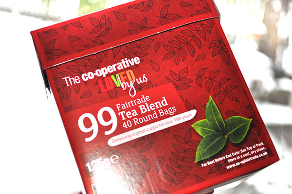 Coop Fair Trade Tea