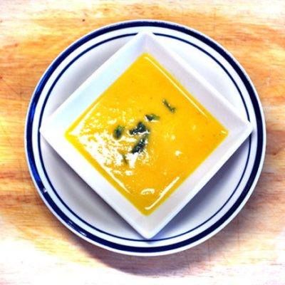 Soupmaker Recipe: Cream of Pumpkin Soup