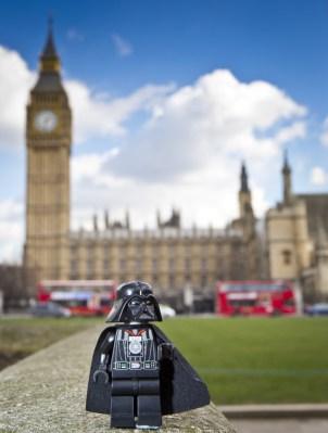 Lego Star Wars DVD Launch, London, Britain - 14 Mar 2013