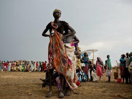 Displaced Women