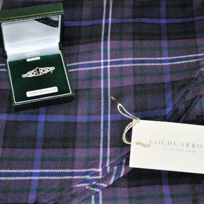 Review:  Scottish Edinburgh Cape from Heritage of Scotland