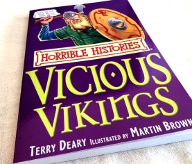 #FOM2015 Horrible Histories souvenir