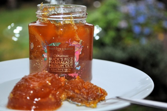 Fortnum and Mason Bucks Fizz Marmalade