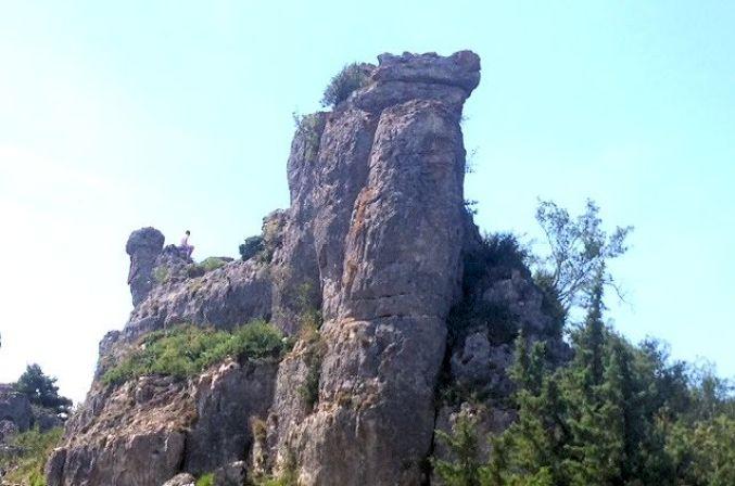 France - Beside Millau