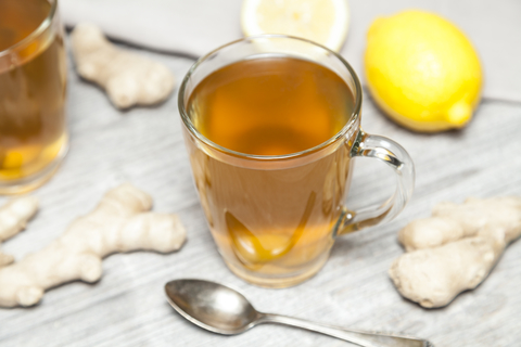 how to get rid of a sore throat with honey
