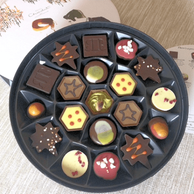 Review:  Hotel Chocolat Signature Christmas Collection