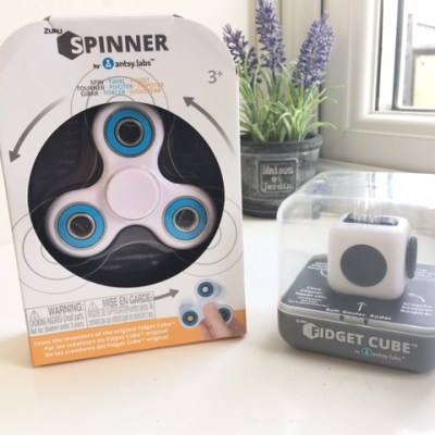 Review:  Antsy Labs Zuru Spinner and the amazing Fidget Cube