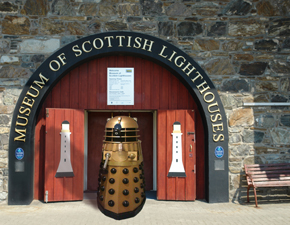 Lighthouse-Museum-Dalek
