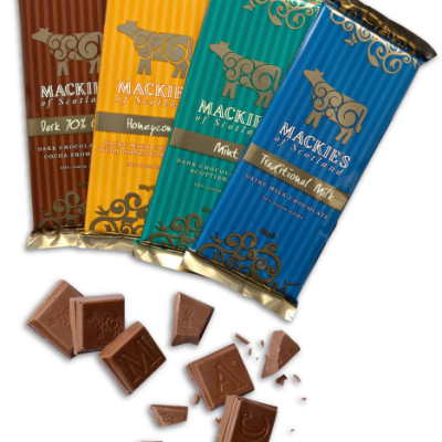 Win a box of Mackie's Chocolate – Ends 6th November 2015