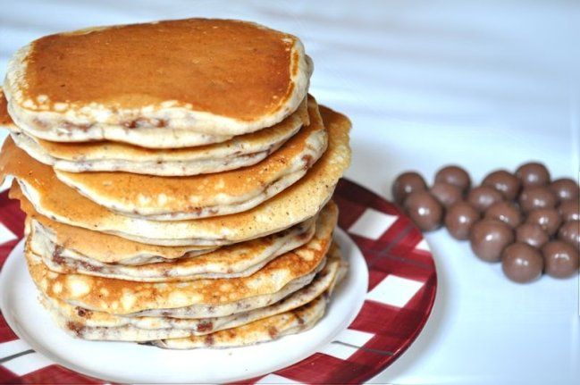 Malteser Pancakes Recipe