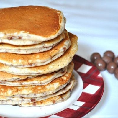 Maltesers Pancakes Recipe