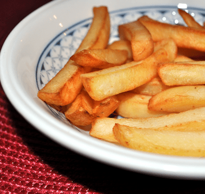 Do you like your chips baked or fried?