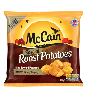 McCains Special Roast Potatoes 1