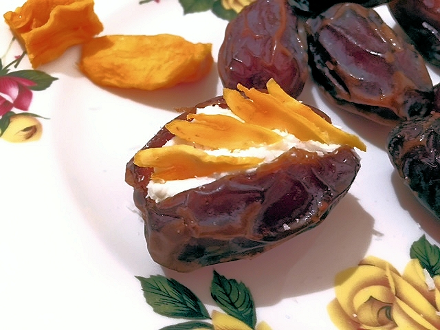 Medjool Dates Exotic Fruit Canape2