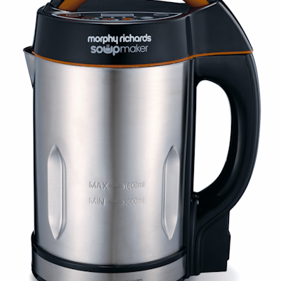 Review: Morphy Richards Soup Maker, with Squash Soup