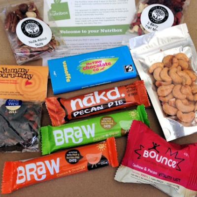 Review: The Nutribox