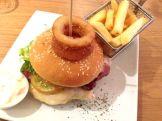 Parkdean Meal Chicken Burger
