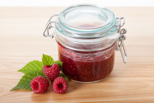 Easy Raspberry Jam Recipe Using Jam Sugar