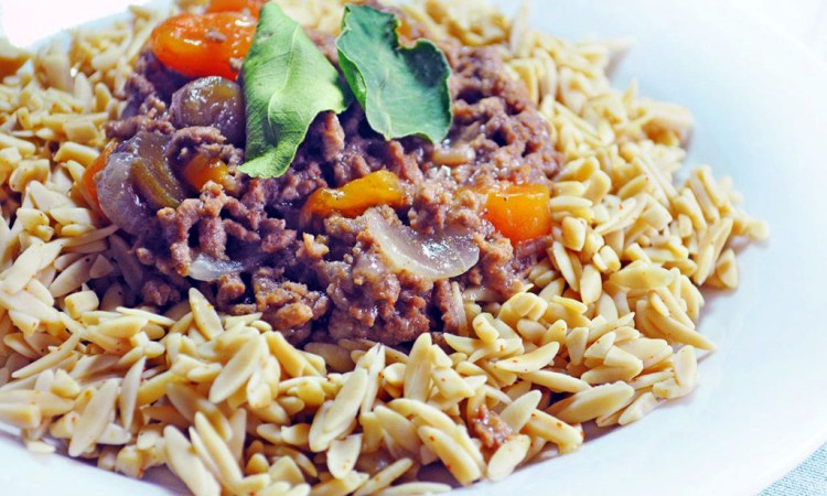 High Protein Rice – An Experiment