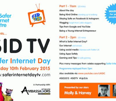 Safer Internet Day 2015 #SID2015