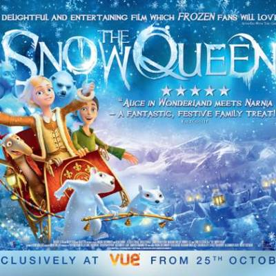 The Snow Queen & Downloadable Activity Sheet