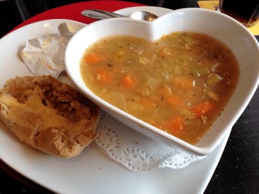 St Duthus Soup
