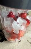 Strawberry and Raspberry Smoothie