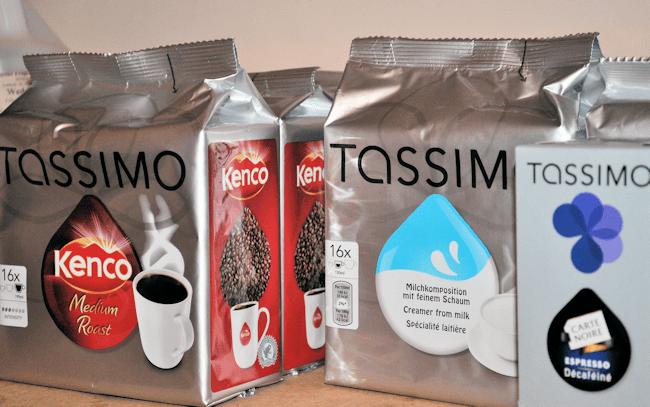 Tassimo T Discs