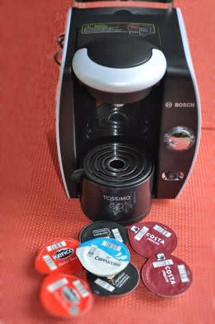 Pod Coffee Maker Reviews 2015 : Review: Tassimo Coffee Maker
