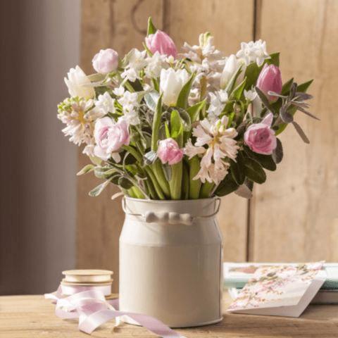 Tesco Flowers Mother's Day Seasonal Posy
