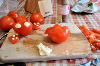 Tomato Ladybirds 1