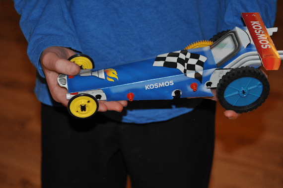 Turbo-Dragster 1