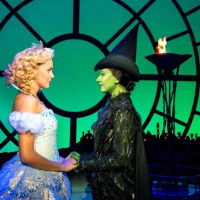 Review: Wicked On Tour – Aberdeen until 30th May 2015 #wickedontour #wickeduk #HMT
