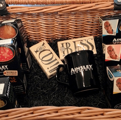 Ainsley Harriott Winter Warmer Hamper Review