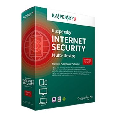 Win Kapersky Internet Security For A Year (Multi-Device) Closing Date 30th March at Midnight