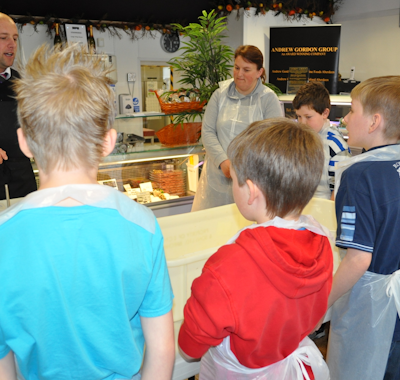 Sausage & Burger Making Classes at Andrew Gordon Butchery and Fine Foods in Aberdeen