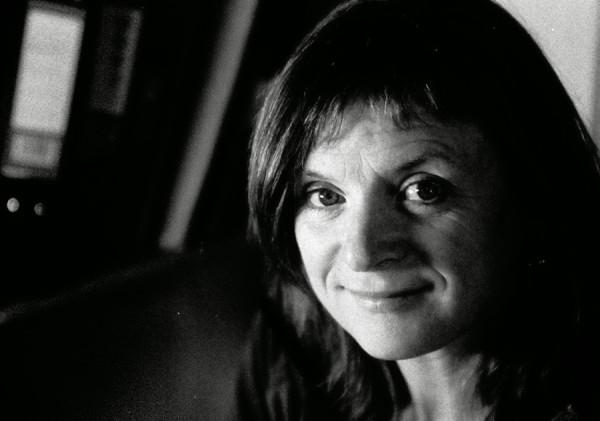 Portrait of Linda Cracknell by Phil Horey