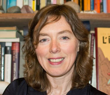 Translator and writer Fiona Rintoul