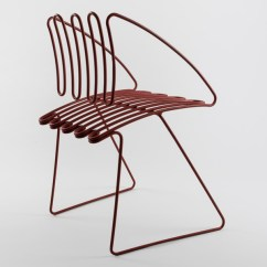 Chair Design Iron Loose Dining Covers Ireland Wire Scott Jarvie 04