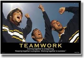 coaches teamwork
