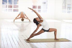 Yoga stretch 2