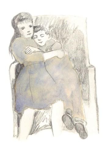 Anastasia and Alexei 1910. Scott Keenan, 2015