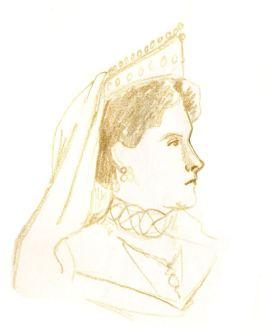 Empress Alexandra. Scott Keenan, 2015