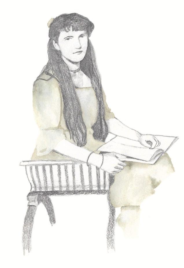 Anastasia. Scott Keenan, 2016