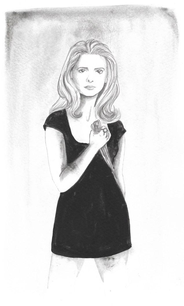 Buffy. Scott Keenan, 2017