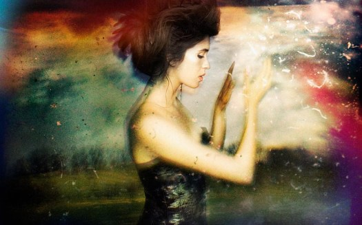 Imogen Heap by Jeremy Cowart