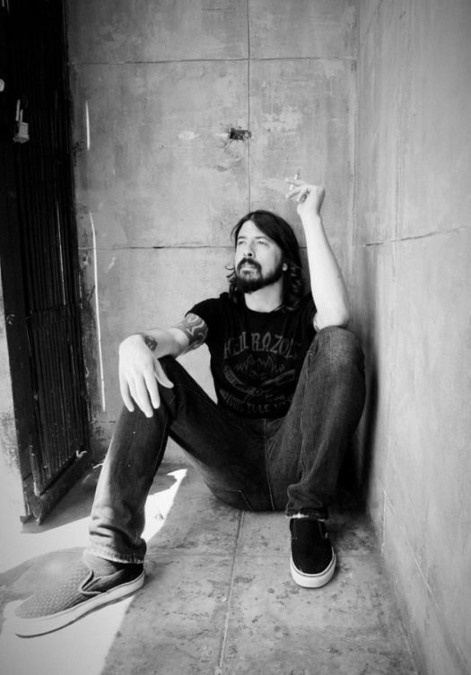 Dave Grohl by John Shearer
