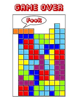 Escape the Tetris Thinking