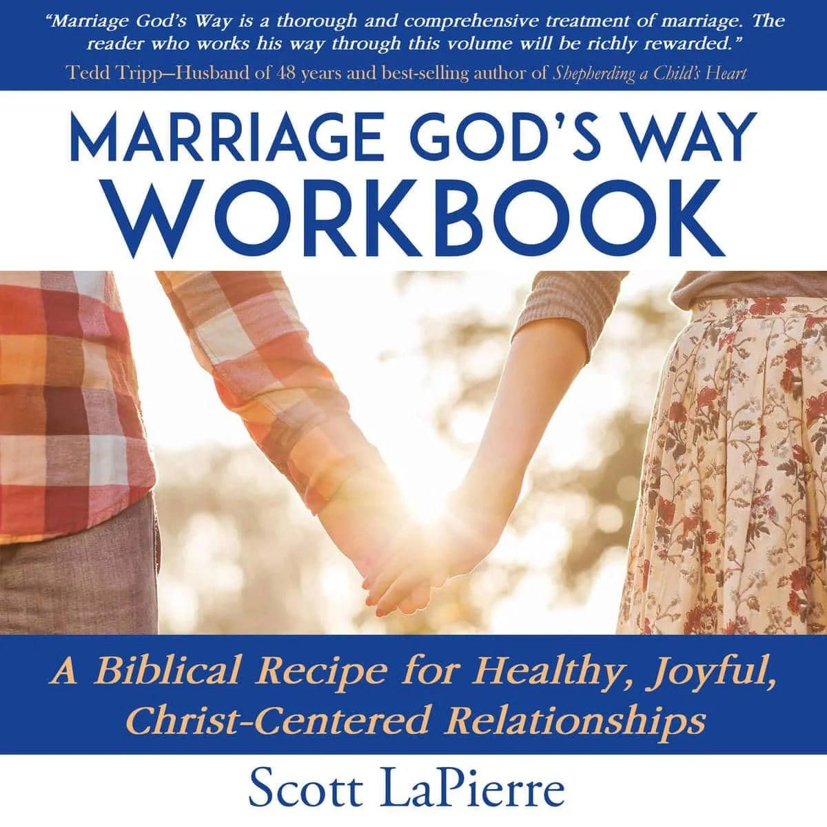 Audiobook for the Marriage God's Way Workbook