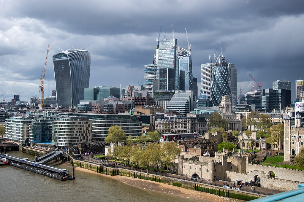 A Video Gallery - City of London